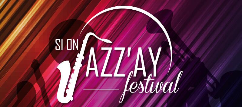 Si on Jazz'ay festival Festival de Jazz de Savenay (44)