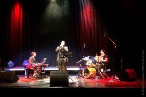 SI ON JAZZ'AY Festival 2016 - Alyss Kalbez Trio
