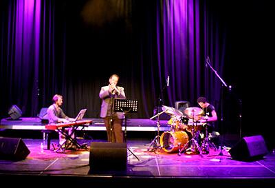 Alyss Kalbez Trio