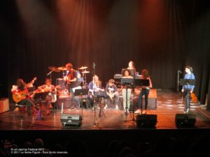 SI ON JAZZ'AY Festival 2017 - École de musique de Savenay