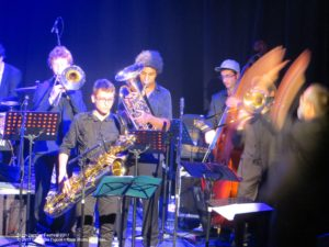 SI ON JAZZ'AY Festival 2017 - Foënix Big Band