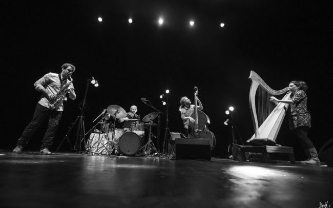 Colunia Festival jazz Savenay 2018