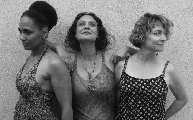 Les Sand Sisters au Festival jazz de Savenay 2018
