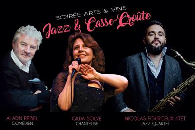 Jazz & Casse Croûte