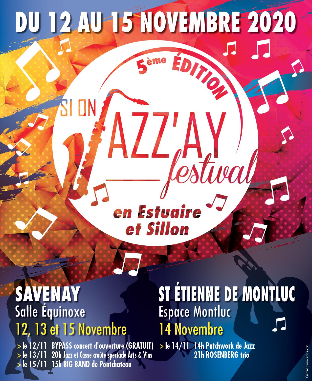 Programme Si On Jazz'ay 2020