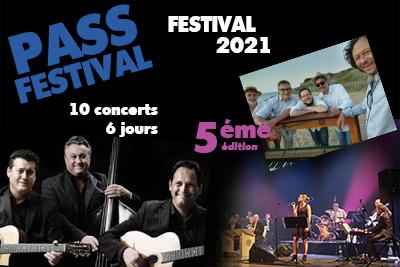 Pass festival jazz de Savenay 2021