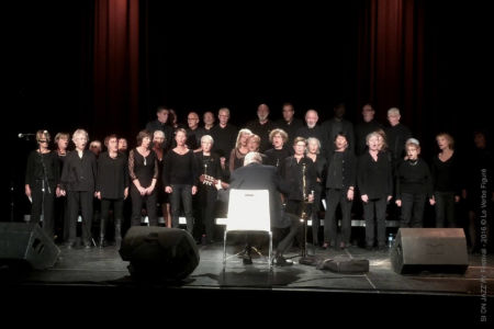 SI ON JAZZ'AY Festival 2016 - Deep River Voices